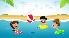 5 raisons pour lesquelles la mer est bonne pour les enfants: