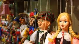 Quelles sont les marionnettes?