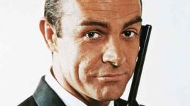 L'acteur de JAMES BOND Sean Connery est décédé à l'âge de 90 ans
