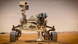 Que doivent savoir les enfants sur la nouvelle mission sur Mars?