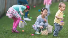 Jeux de Pâques et activités saines pour les enfants