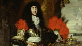 En savoir plus sur Louis XIV  le roi de France