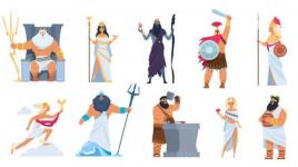 Découvrez des faits sur les anciens dieux grecs