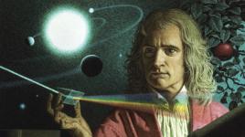 Découvrez le scientifique Isaac Newton