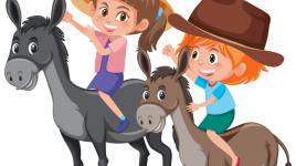 Fête des ânes: découvrez plus sur cet animal