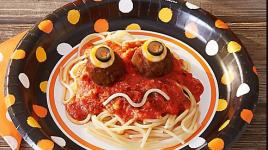 Idées de dîner d'Halloween