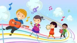 Apprendre la musique pour les enfants pendant la fermeture de la pandémie
