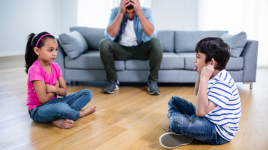 Comment gérer les conflits d'enfants?