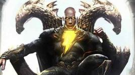 BLACK ADAM Star Dwayne Johnson révèle quand le film commence le tournage; SHAZAM! Mise à jour des partages 2 étoiles