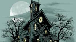 Conte « une vieille maison: un grand frisson »