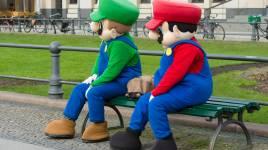 Bientôt une course géante de Mario Kart à Paris!