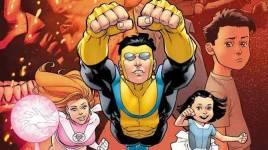 INVINCIBLE: un premier regard sur l'adaptation animée d'Amazon de la bande dessinée de Robert Kirkman a été révélée