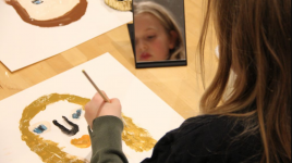 Ce que votre enfant peut apprendre en dessinant son portrait