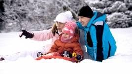 Comment préparer vos enfants pour l'hiver
