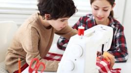 Pourquoi les enfants devraient apprendre à coudre