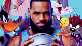 SPACE JAM_ Nouvel Héritage: Premier regard avec LeBron James, Don Cheadle et Bugs Bunny