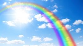 Comment créer un arc-en-ciel à la maison