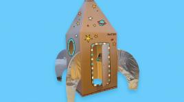 Comment construire une fusée spatiale