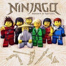Coloriages en ligne de Ninjago
