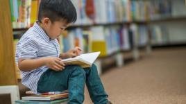 Cinq façons d'aider votre enfant à développer l'amour de la lecture