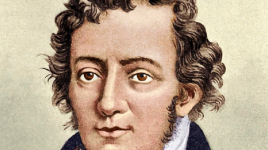 André Marie Ampère: le grand scientifique français