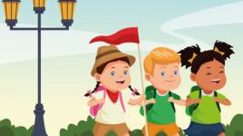 L'été : le temps pour les enfants de jouer, de rire et d'apprendre