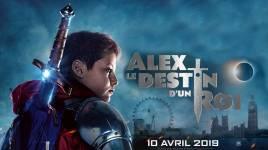 Le Film « Alex le destin d'un Roi », le nouvel Harry Potter ?
