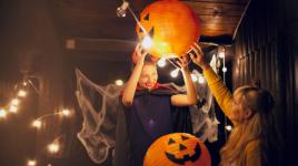 Informez les enfants sur l'Halloween
