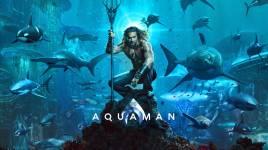 Le film Aquaman arrive maintenant au cinéma