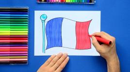 Savez-vous ce que symbolise le drapeau français?