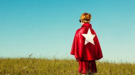 Pourquoi les enfants ont-ils besoin de super-héros?