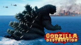 Godzilla destruction a une date de sortie officielle