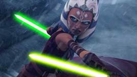 RUMOR MILL: Le  Mandalorien Saison 2 Star Rosario Dawson a tourné Ahsoka Tano pour le marketing