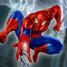 Coloriages en ligne de Spiderman