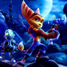 Coloriages en ligne de Ratchet et Clank