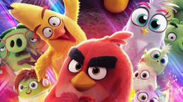 THE ANGRY BIRDS MOVIE 2 obtient une impressionnante note de 81%
