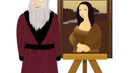 Leonardo da Vinci le plus grand artiste et inventeur créatif