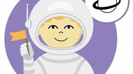 Neil Armstrong, l'astronaute qui inspire toujours les enfants