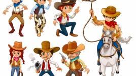 Que devraient savoir nos enfants sur les cow-boys?