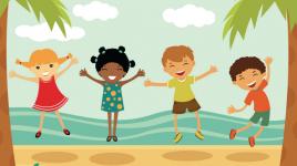 Idées et activités de camp d'été à la maison