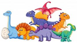 Découvrons les différents types et noms de dinosaures