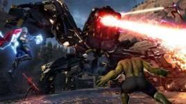 MARVEL'S AVENGERS s'assemble dans une remorque CG remplie d'action pour PS4