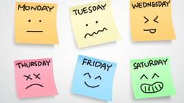 Quel est le sens des noms des jours de la semaine?