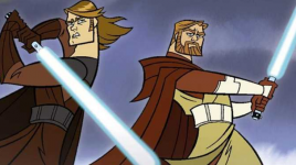 La série animée STAR WARS: CLONE WARS de Genndy Tartakovsky arrive à Disney + le mois prochain