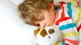 L'importance du sommeil pour les enfants