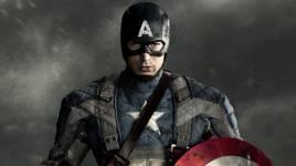 Super héro Capitaine America