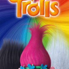 Coloriages en ligne de Les trolls