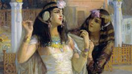 Profitez de la découverte de Cléopâtre d'Égypte