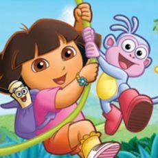 Coloriages en ligne de Dora