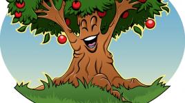 Comptine L'arbre est dans ses feuilles